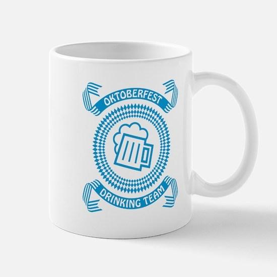 Oktoberfest – Drinking Team Mug