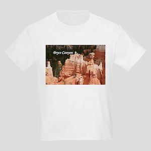 Bryce Canyon, Utah 3 (caption) T-Shirt