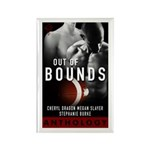 Out of Bounds Rectangle Magnet