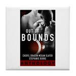 Out of Bounds Tile Coaster