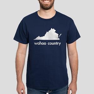 White Dark T-Shirt