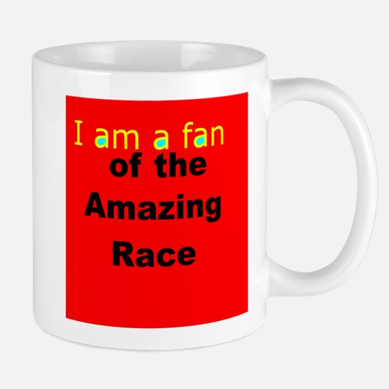 """Fans and Friends of the """"AmazingRaceTV"""" Mug"""