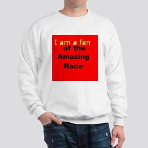 "Fans and Friends of the ""AmazingRaceTV"" Sweatshirt"