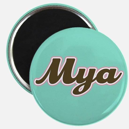 Mya Aqua Magnet