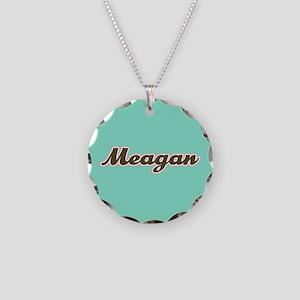 Meagan Aqua Necklace