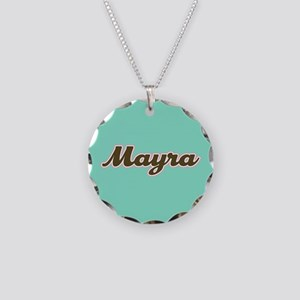 Mayra Aqua Necklace