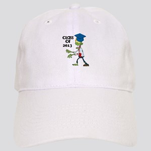 Class of 2013-Zombie with Hat Baseball Cap