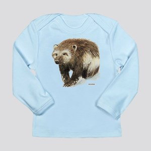 Wolverine Animal Long Sleeve Infant T-Shirt