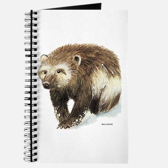 Wolverine Animal Journal