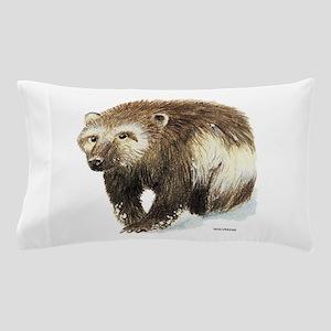 Wolverine Animal Pillow Case