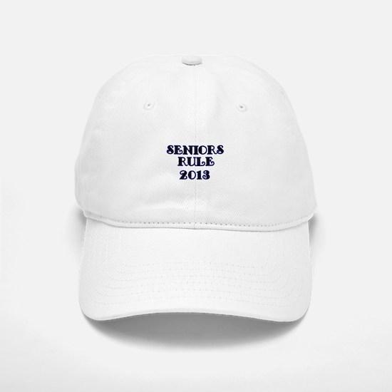 SENIORS RULE 2013 Baseball Baseball Baseball Cap