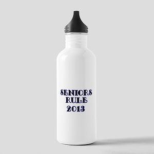 SENIORS RULE 2013 Water Bottle