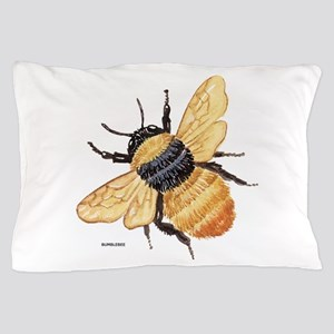 Bumblebee Insect Pillow Case