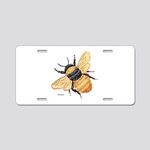 Bumblebee Insect Aluminum License Plate