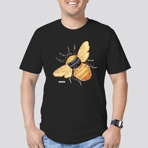 Bumblebee Insect Men's Fitted T-Shirt (dark)