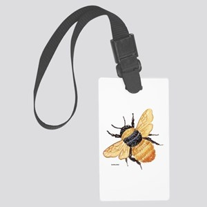Bumblebee Insect Large Luggage Tag