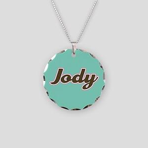 Jody Aqua Necklace