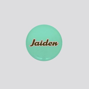 Jaiden Aqua Mini Button