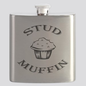 Stud Muffin Flask