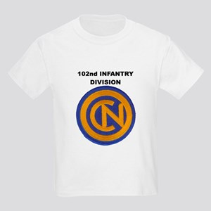 102ND INFANTRY DIVISION Kids Light T-Shirt