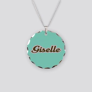 Giselle Aqua Necklace