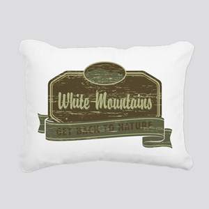 White Mountains: Get Back to Nature Rectangular Ca