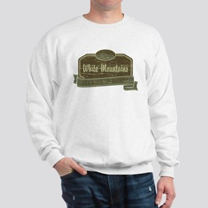 White Mountains: Get Back to Nature Sweatshirt
