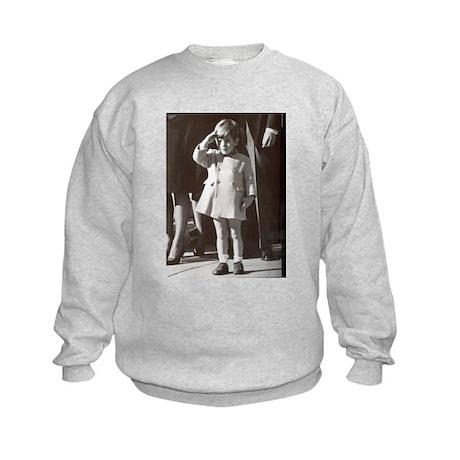 JFK Jr. Kids Sweatshirt
