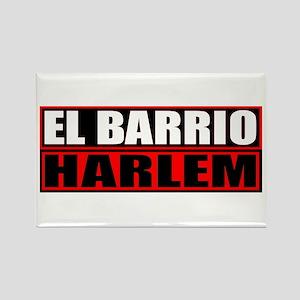 Spanish Harlem Rectangle Magnet