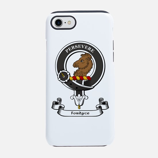 Badge-Fordyce iPhone 7 Tough Case
