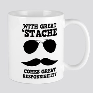 Great Mustache Mug