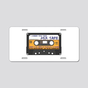WRFR's I Made You This Mix Tape Aluminum License P