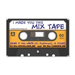 WRFR's I Made You This Mix Tape Wall Decal