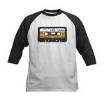 WRFR's I Made You This Mix Tape Baseball Jersey