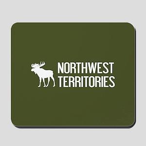 Northwest Territories Moose Mousepad