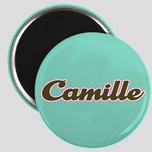 Camille Aqua Magnet