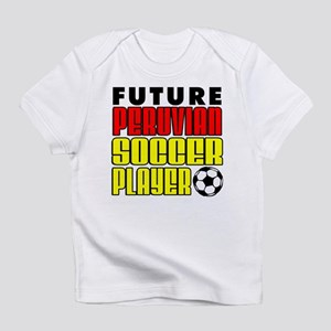 Future Peruvian Soccer Player Infant T-Shirt