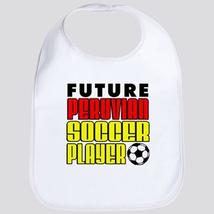 Future Peruvian Soccer Player Bib