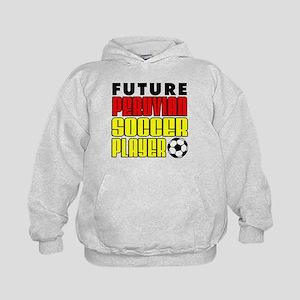 Future Peruvian Soccer Player Hoodie