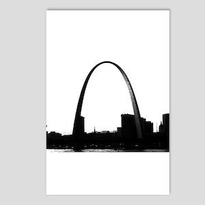 Gateway Arch - Eero Saarinen Postcards (8 Pack)