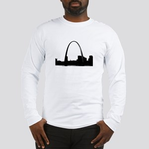 Gateway Arch - Eero Saarinen Long Sleeve T-Shirt