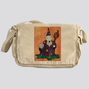 Bully Wizard Messenger Bag