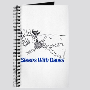 Sleeps With Danes Journal