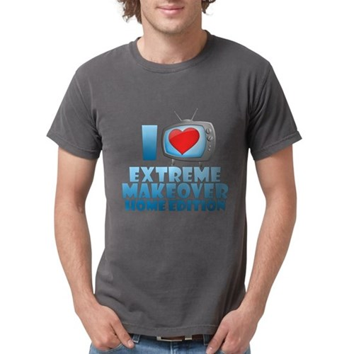 I Heart Extreme Makeover: Hom Mens Comfort Colors