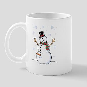 Naughty Snowman Mug