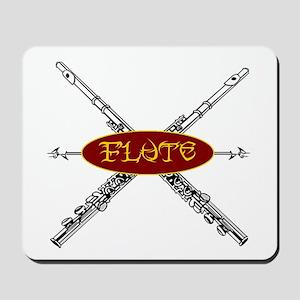Flute Tribal Mousepad