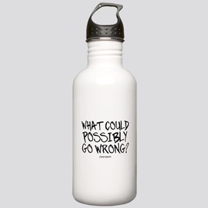 '/Sarcasm' Stainless Water Bottle 1.0L