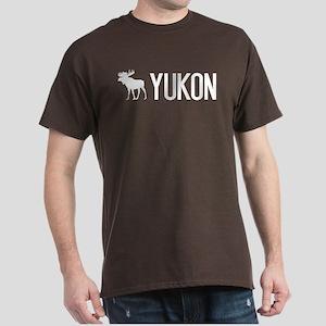 Yukon Moose Dark T-Shirt