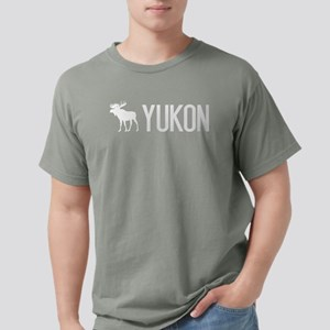 Yukon Moose Mens Comfort Colors Shirt