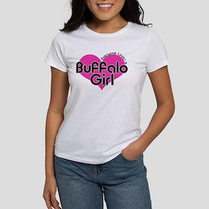 Everyone Loves a Buffalo Girl Women's T-Shirt